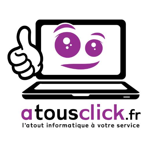 A Tous Click Icon
